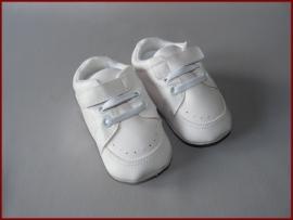 Baby schoentjes  Maat 17 t/m 19 Off white (326)