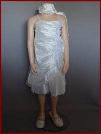 Bruidsmeisje - Feestjurk Anja Maat 98 t/m 164 (A117)