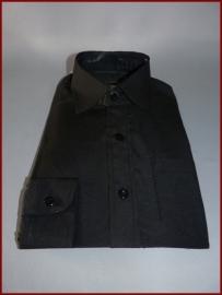 Jongens overhemd Zwart (256)