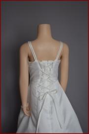 Bruidsmeisjes / communie jurk Carry  maten 86 t/m 164 (A106)