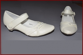 Bruidsmeisjes schoenen Stras.  Alléén nog maat 26  (353)
