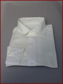 Jongens overhemd Ivoor/creme (250)