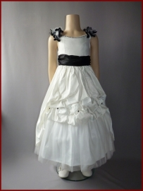 Bruidsmeisjes jurk Maat 86 t/m 152 Mirte (160)