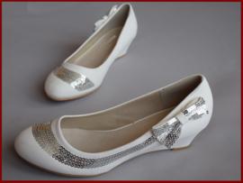 Bruids schoenen ivoor Maat 36 t/m 41 (356)