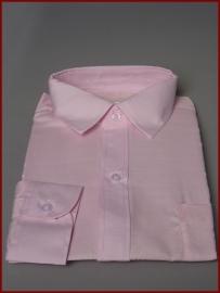 Jongens overhemd Roze (253)