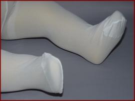 Baby panty Ivoor en wit. Maat 68 t/m 92 (26)
