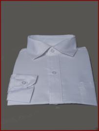 Jongens overhemd warm wit (263)