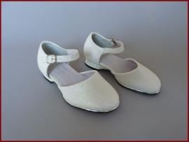 Bruidsmeisjes schoenen glitter.  (306) Alléén nog maten 24 en 27!