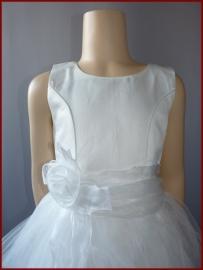 Bruidsmeisjes-Communie jurk Lois Maat 80 t/m 170  (181)