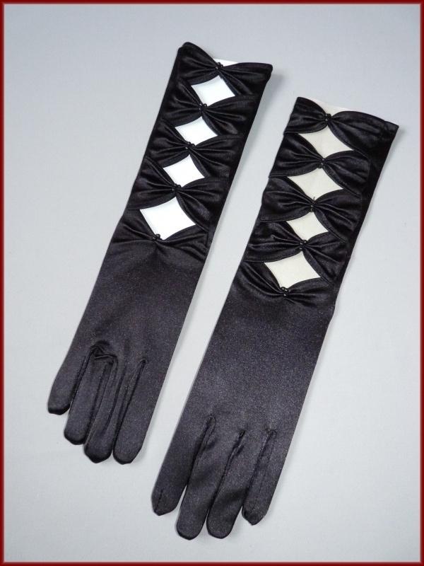 Gala - Avondhandschoenen Zwart (914)
