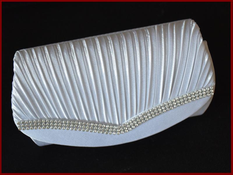Handtasje met strass rand (92)