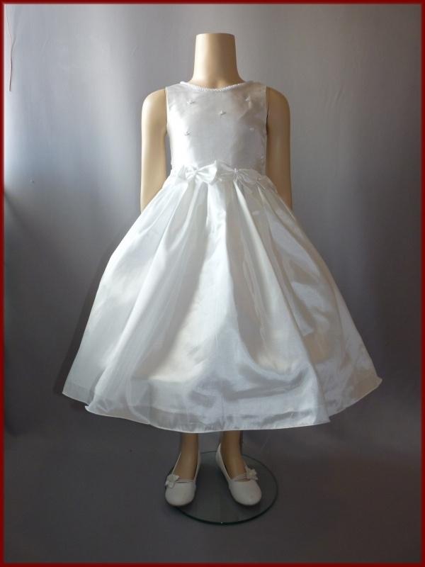 Bruidsmeisjes jurk Maat 86 t/m 152 Esmee (178)