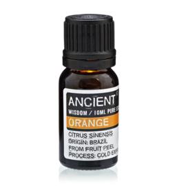 Orange (Sinaasappel) Etherische Olie
