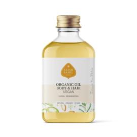 Huid/haar olie Argan BIO/VEGAN