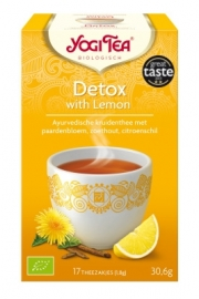 "Yogi Tea ""DETOX WITH LEMON"""