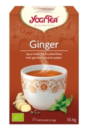 "Yogi Tea ""GINGER"""