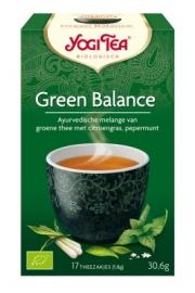 """Yogi Tea """"GREEN BALANCE"""""""