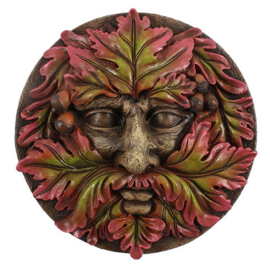 Green Man Hanger rond