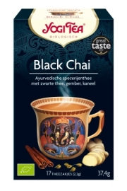 "Yogi Tea ""BLACK CHAI"""