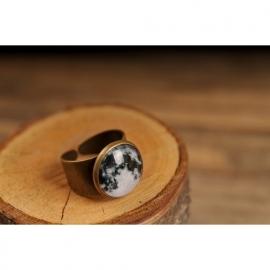 "Ring ""Full Moon"""