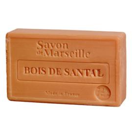 Natuurlijke Marseille zeep Sandelhout