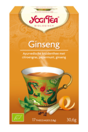 """Yogi Tea """"GINSENG"""""""
