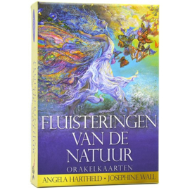Fluisteringen van de natuur Orakelkaarten