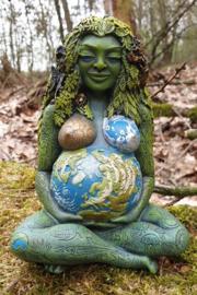 Moeder Aarde/ Gaia Beeldje