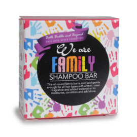 We Are Family Shampoo Bar
