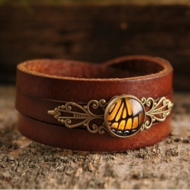 """Butterfly Wing"" Armband"