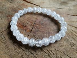 Armband Iris Bergkristal