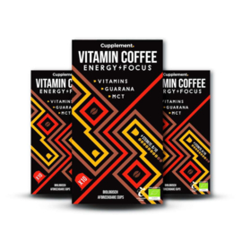 Cupplement Energy/Focus Blend 2.0 Espresso