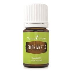 Lemon Myrtle Olie 5 ml.