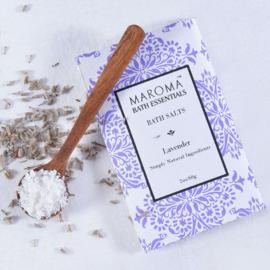 Maroma Fairtrade Badzout Lavender