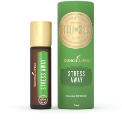 Stress Away Roll-on Olie