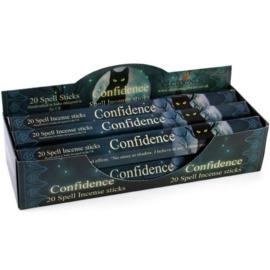 Confidence Spreukwierook