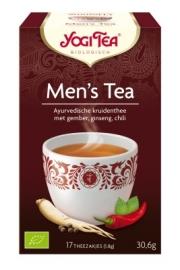 """Yogi Tea """"MEN'S TEA"""""""