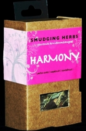 Smudging Herbs Harmony
