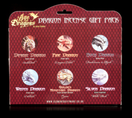 Wierook Cadeauset Dragons