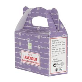 Backflow Wierookkegels Lavender