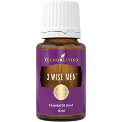 3 Wise Men Olie 15 ml.