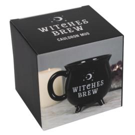 'Witches Brew' Ketel-mok