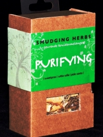 Smudging Herbs Purifying