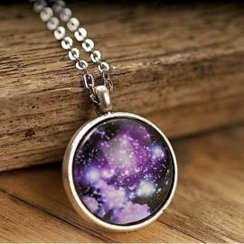 Galaxy halsketting
