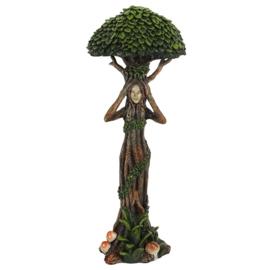 Green Goddess Beeld