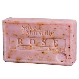 Natuurlijke Marseille zeep Rozenblaadjes