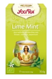 "Yogi Tea ""LIME MINT"""