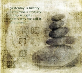 Dubbele Kaart: Yesterday Is History......