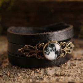"""""""Full Moon"""" Armband"""