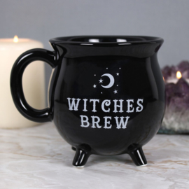 'Witches Brew' Ketel-mok